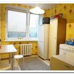 Кухня в недорогой квартире на пр-те Независимости, 76. Снять квартиру в Минске от 33$