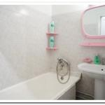 Ванная комната в однокомнатной квартире на пр-те Независимости, 76 - Твой Остров